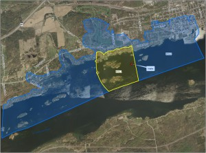 Brockville intake protection zone