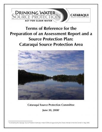 Cover of Cataraqui ToR
