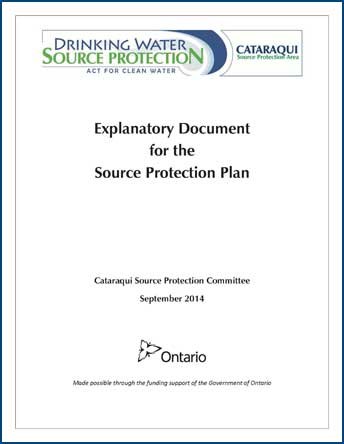 Cover of Explanatory Document
