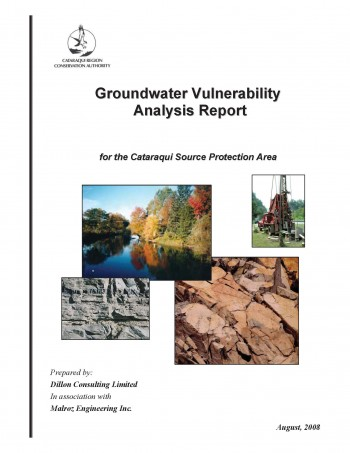 Cover of Groundwater Vulnerability Assessment