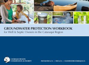 Groundwater protection workbook cover page
