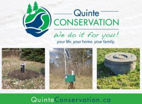 Quinte Conservation presentation cover page