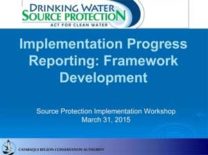 implementation progress reporting
